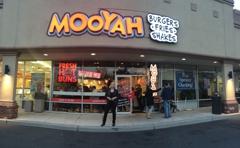 MOOYAH Burgers, Fries, & Shakes- Garwood