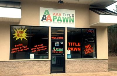 AAA Title Pawn - Newnan, GA