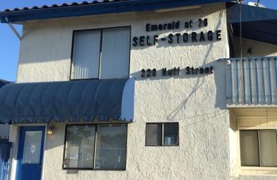 Emerald At 78 Self Storage - Vista, CA
