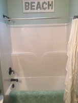 Luxury Showers and Bathtubs