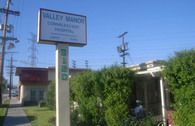 Valley Manor Convalescent Hospital - North Hollywood, CA