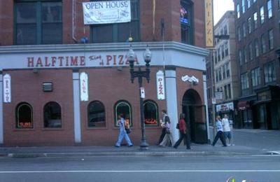 Halftime Pizza - Boston, MA