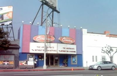 New Beverly Cinema - Los Angeles, CA