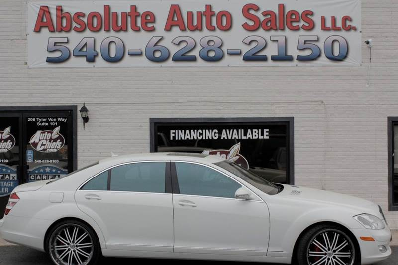 Absolute Auto Sales >> Absolute Auto Sales 206 Tyler Von Way Ste 202 Fredericksburg Va