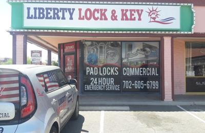 Liberty Lock Las Vegas Nv