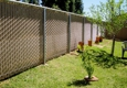 Straight Fence Inc - Modesto, CA. Privacy Chain Link Fences