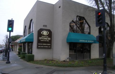 Mountain View Optometry & Contact Lens Clinic - Mountain View, CA