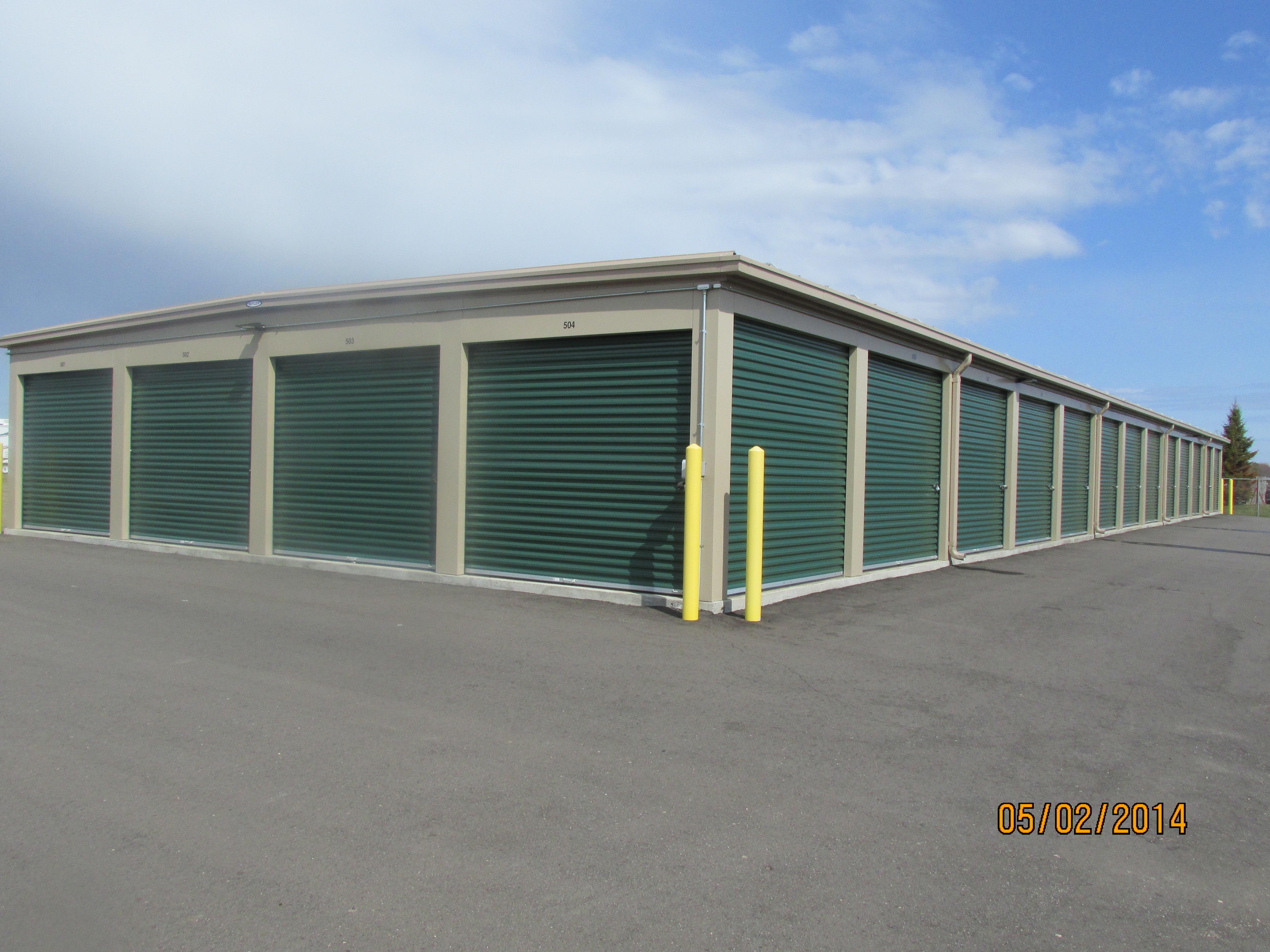 Midwest Mini Storage 15930 Jarvis St Nw Elk River Mn