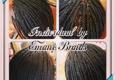 Emani Braids - San Diego, CA. Individual braids
