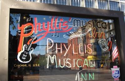 Phyllis' Musical Inn - www.wicker-park-bars.com, IL