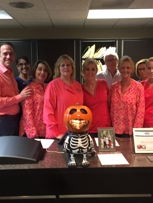 Happy Halloween from Dr. Mike Mango's dentist office in Greensboro