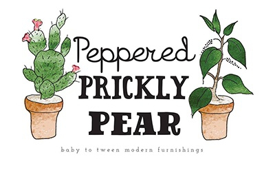 Peppered Prickly Pear - Amarillo, TX