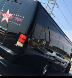 Luxury Limousine Service - Modesto, CA