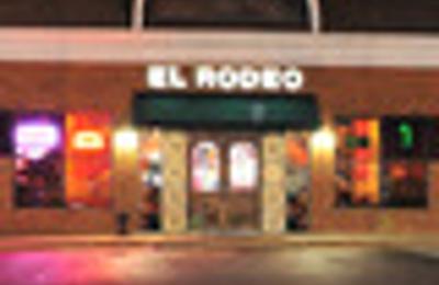 El Rodeo Mexican Restaurant 4112 Pleasant Valley Rd Ste 144