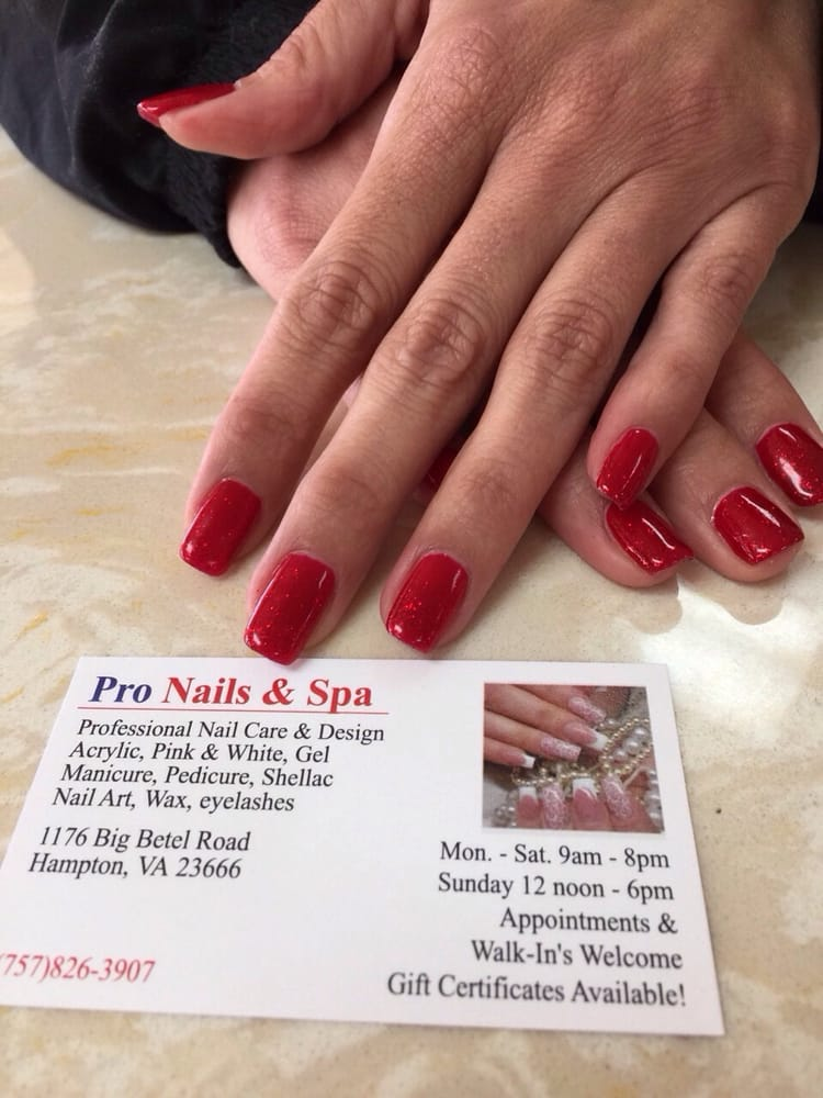Pro Nails & Spa 1176 Big Bethel Rd, Hampton, VA 23666 - YP.com