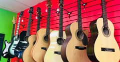 Music Scene - Andover, KS. Guitars For Sale