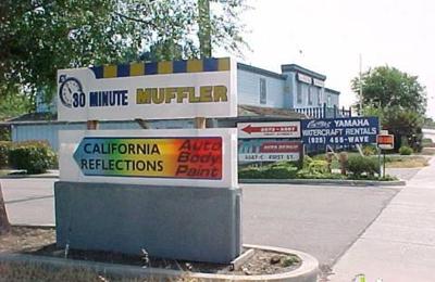 California Reflections - Livermore, CA