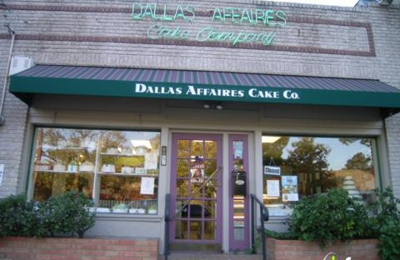 Dallas Affaires Cake Co - Dallas, TX
