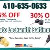 Auto Locksmith Baltimore MD