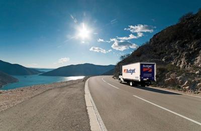 Budget Truck Rental - Sacramento, CA