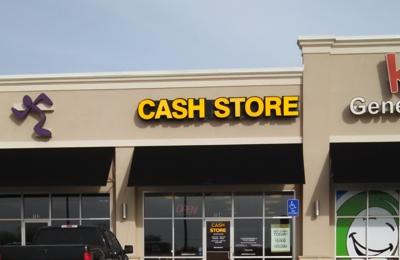 Cash Store - Longview, TX