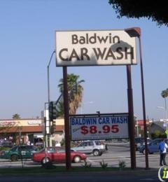 Baldwin Car Wash - El Monte, CA