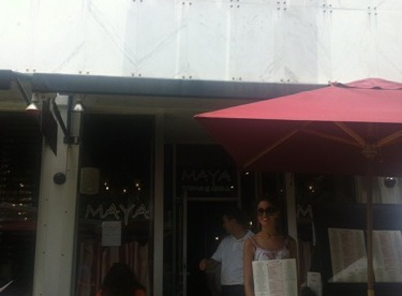Maya Tapas & Grill - Miami Beach, FL