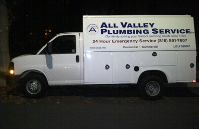 All Valley Plumbing Service