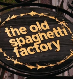 The Old Spaghetti Factory - Nashville, TN