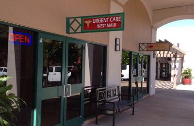 Urgent Care West Maui - Lahaina, HI