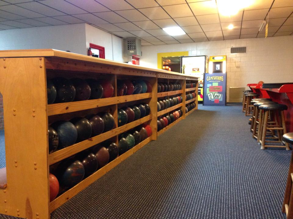 Bowling Barn, Jamestown TN