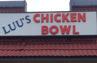 Luu's Chicken Bowl - Stockton, CA