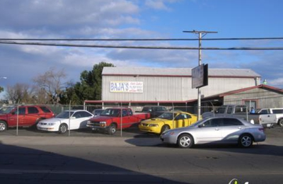 Cars For Sale In Fresno Ca >> Baja S Auto Sales 1605 S Orange Ave Fresno Ca 93702 Yp Com