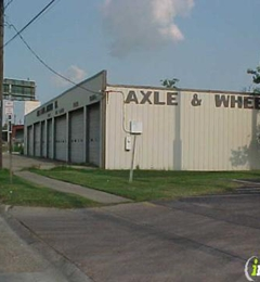 Axle and Wheel Aligning Company - Pasadena, TX