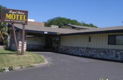 Royal Palms Motel - Concord, CA