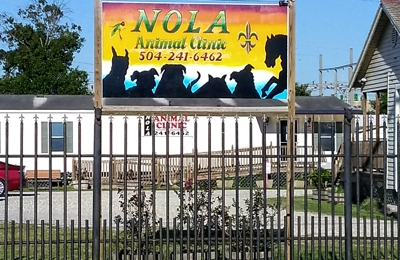 NOLA Animal Clinic - New Orleans, LA. Nola Animal Clinic Welcomes You