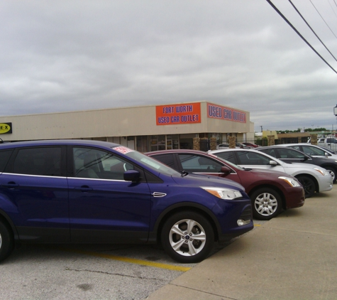 Fort Worth Used Car Outlet - Benbrook, TX