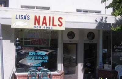 Lisa's Nails - Oakland, CA