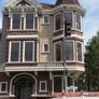 Neals painting - Fairfield, CA. Fell Street Victorian