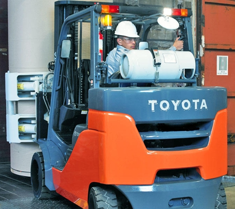 Toyota Nationwide Lift Trucks - Riviera Beach, FL