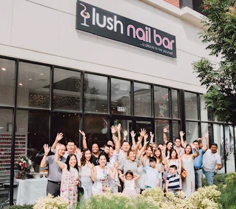 Lush Nail Bar The Battery - Atlanta, GA