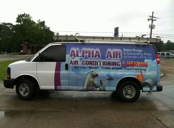Alpha Air - Greenwell Springs, LA