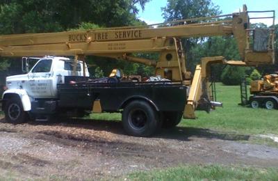 Buck's Tree & Lawn Service