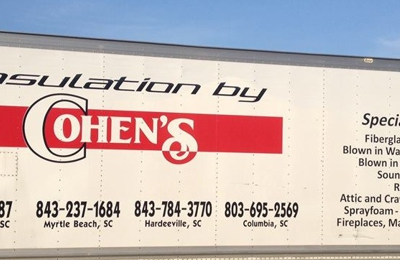 Insulation By Cohen's - Moncks Corner, SC