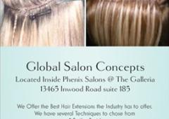 Global Salon Concept - Carrollton, TX. Best Hair Weaves