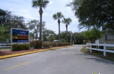 Lake Saunders RV Resort - Mount Dora, FL