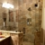 RAPID SHOWER AND MIRROR