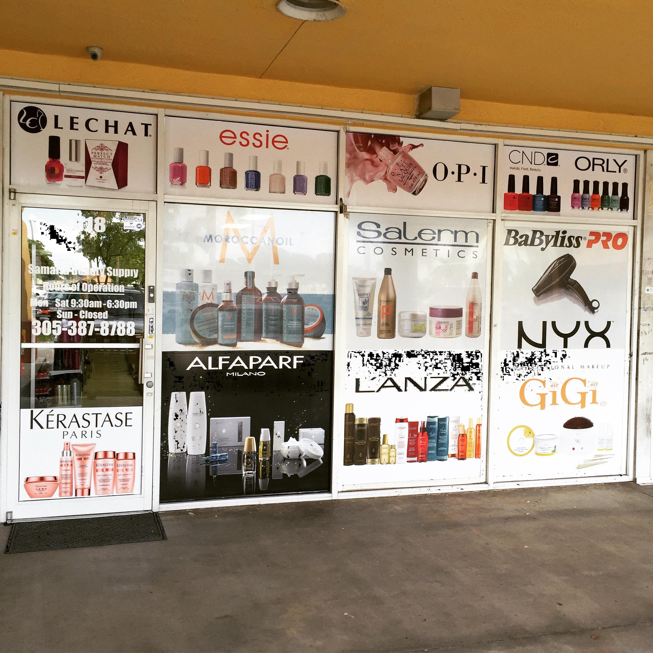 Samaria Beauty Supply Store 3118 W 76th St Hialeah Fl