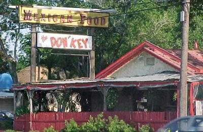 Don Key S Mexican Food 5010 Spencer Hwy Pasadena Tx 77505