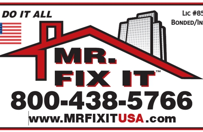 Mr Fix It - East Palo Alto, CA